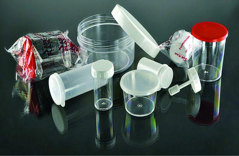 Лабораторни изделия от пластмаса