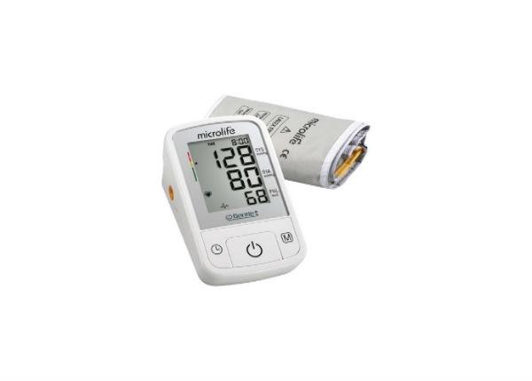 Автоматичен Апарат за Измерване на Кръвно Налягане..